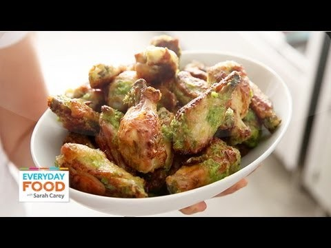 Ginger-Scallion Wings – Everyday Food with Sarah Carey
