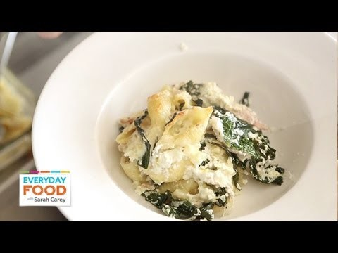 Chicken and Kale Casserole | Everyday Food with Sarah Carey