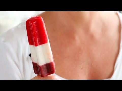 Red, White, and Blue Pops | Everyday Food with Sarah Carey
