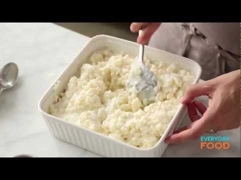Easiest Rice Pudding | Everyday Food with Sarah Carey