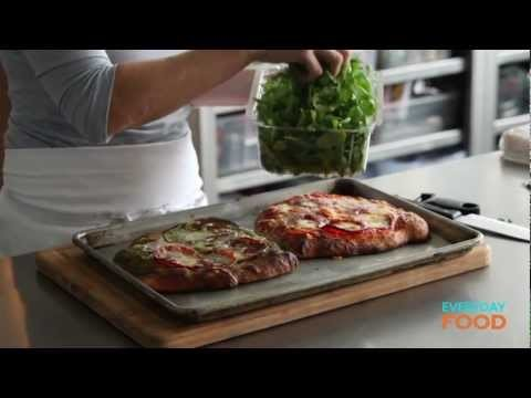 Any-Topping Pizza | Everyday Food with Sarah Carey
