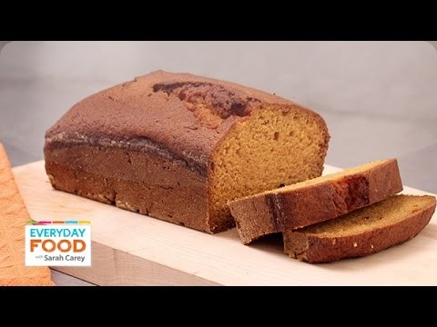 Golden Ginger-Pumpkin Bread – Everyday Food with Sarah Carey