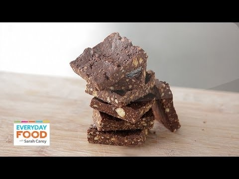 No-Bake Triple-Chocolate Brownie – Everyday Food with Sarah Carey