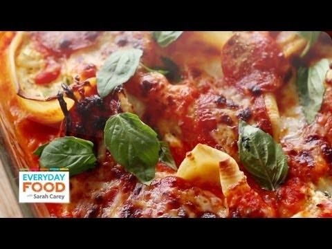 Pepperoni Pasta Bake | Everyday Food with Sarah Carey