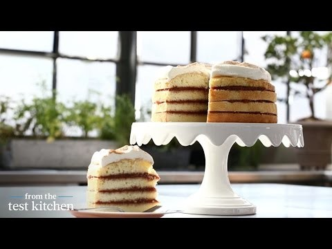 Apple Butter Layer Cake – Everyday Food – From the Test Kitchen