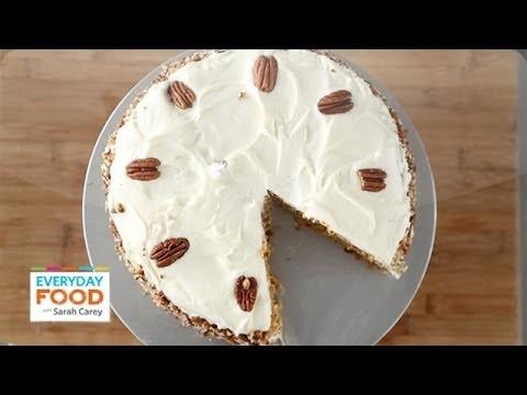 Mother's Day Carrot Cake – Everyday Food with Sarah Carey