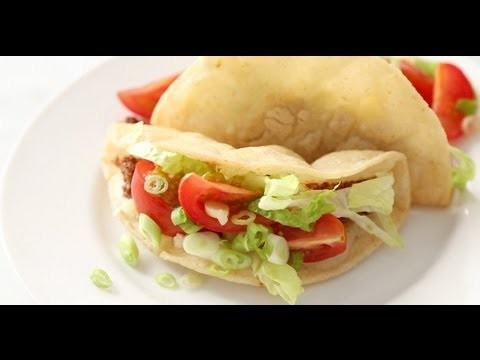 Sarah's Crispy Beef Tacos | Everyday Food with Sarah Carey