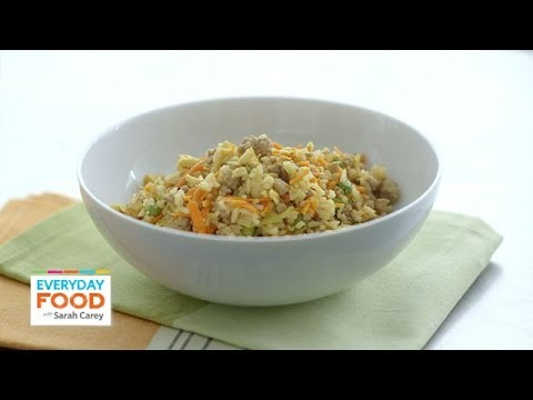 Homemade Pork Fried Rice – Everyday Food with Sarah Carey