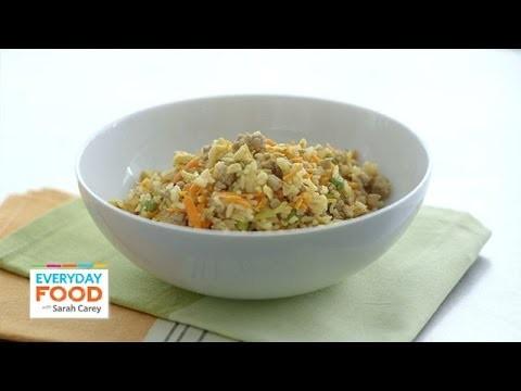Homemade Pork Fried Rice – Everyday Food with Sarah Carey