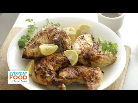 Tandoori-Style Chicken – Everyday Food with Sarah Carey