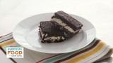 Brownie-Ice Cream Sandwich – Everyday Food with Sarah Carey