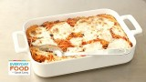 Baked Spaghetti and Mozzarella Recipe – Everyday Food with Sarah Carey