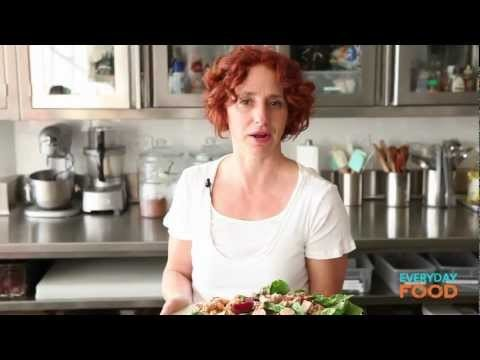 Tuna, Chickpea, and Beet Salad | Everyday Food with Sarah Carey