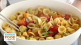 Pasta with Roasted Tomatoes and Capers – Everyday Food with Sarah Carey