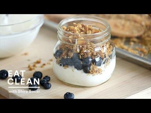 Golden Brown Maple Granola Recipe – Eat Clean with Shira Bocar