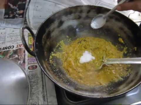 (North) Bihari Fish Curry (machhli ka jhor) in mustard paste from Nilima's Kitchen (part 2)