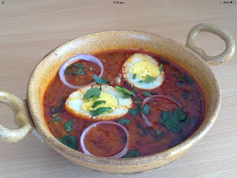 Dhaba Style Egg curry  or Anda Curry Recipe By Chef Shaheen