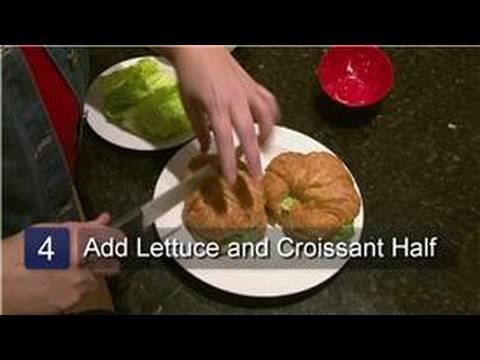 Sandwich Recipes : Leftover Chicken Salad Recipe for Sandwiches
