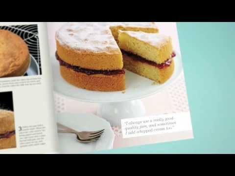 Mary Berry: How to Make a Victoria Sandwich Cake