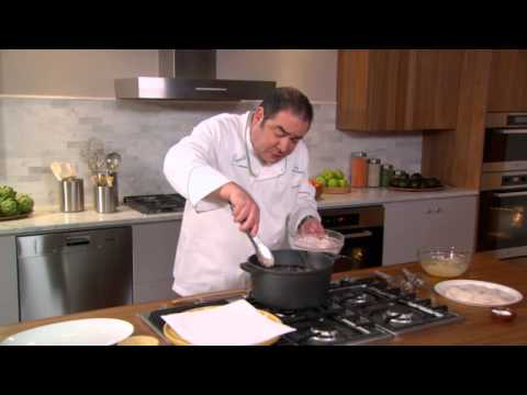 Emeril's Ultimate Fried Fish Sandwich