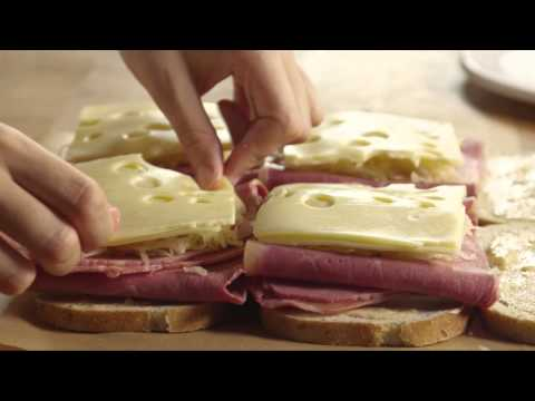 Grilled Reuben Sandwich Recipe – How to Make a Grilled Reuben Sandwich