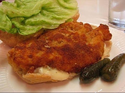 Betty's Fried Chicken Cutlet Sandwich