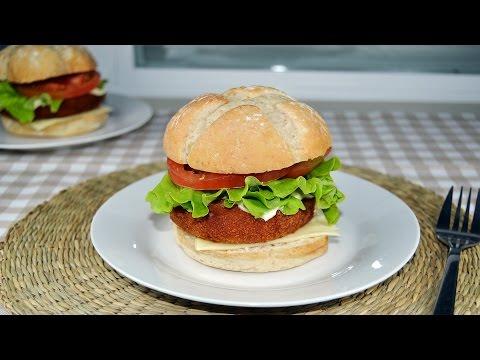 Crispy Fried Fish Burger – Easy Sandwich Recipe