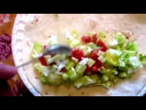 How to Make Taco Sandwich Recipe