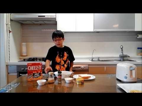 How to make a Tuna Fish Sandwich