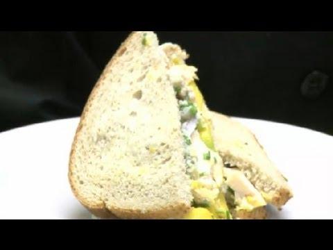 Chicken Sandwich With Blue Cheese & Avocado : Chicken Salads & Sandwiches