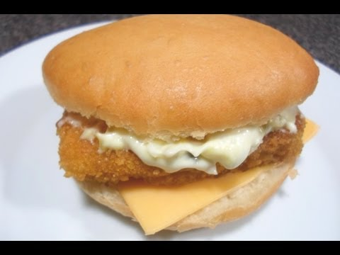 How to make McDonalds Filet O Fish – Easy Cooking!