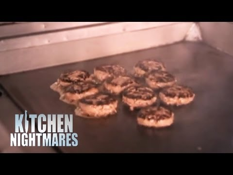 Gordon Teaches Chef His Best Burger Recipe – Kitchen Nightmares