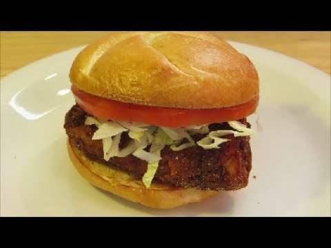 How to make a Southern Fried Cajun Fish Sandwich – The Wolfe Pit