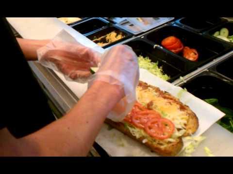 The Perfect Subway Sandwich