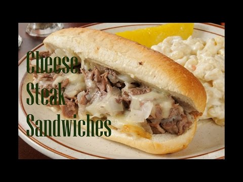 How to Make Fantastic and Easy Cheese Steak Sandwiches