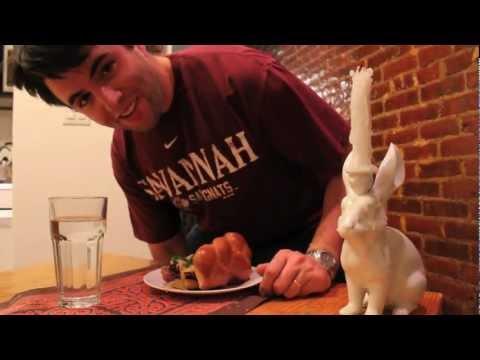 The Sandwich Show: Chicken-Fried Steak Sandwich