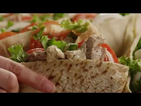 How to Make Lebanese Inspired Chicken Shawarma Sandwiches
