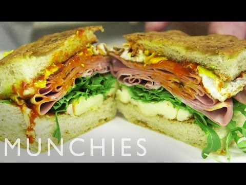 How to Mortadella Sandwich with Michael White