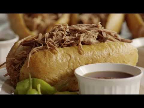 Beef Recipes – How to Make French Dip Sandwiches