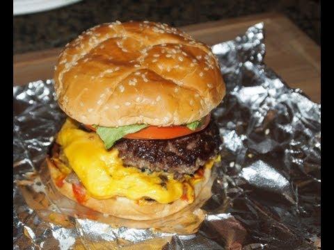 Five Guys Burger Recipe!