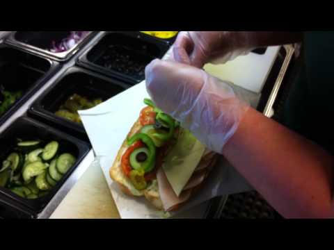 Final Video Story – How To Make A Subway Sandwich
