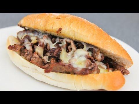 Philly Cheese Steak – Video Recipe