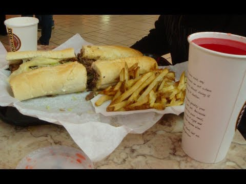 24″ Cheesesteak Challenge in Sacramento