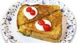 Sweet Yogurt Sandwich – Healthy Indian Breakfast Recipe