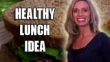 Healthy Lunch Idea: Salmon Avocado Sandwich