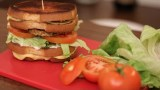 Vegan Grilled Cheese Sandwich Recipe – Friendlys Grilled Cheese Burger Melt