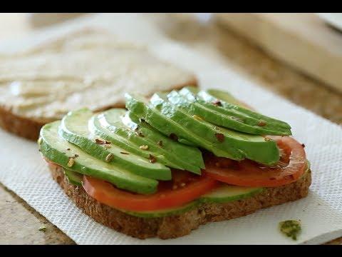 My Vegan Sandwich