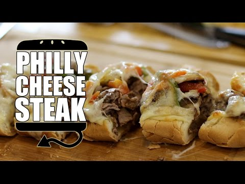 DRUNK Philly Style Cheesesteak Musical Recipe – HellthyJunkFood