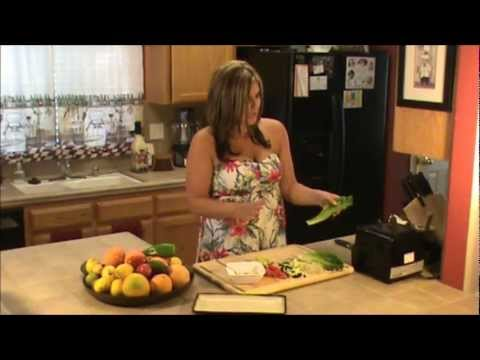 Raw Vegan Sandwich — Veggie Sammich