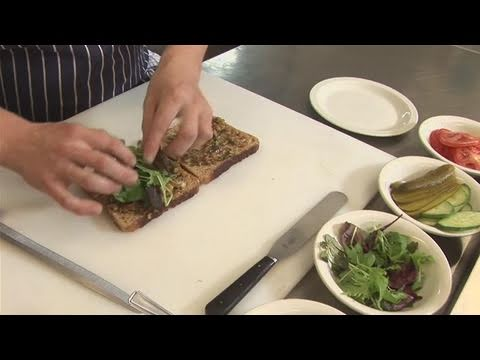 How To Prepare A Healthy Sandwich